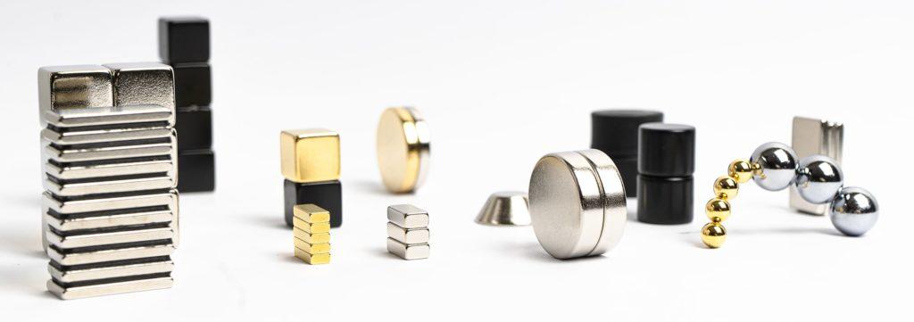 Neodym Magnete Sortiment. Die besten Magnete in Deutschland kaufen