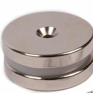 Magnete mit Bohrung