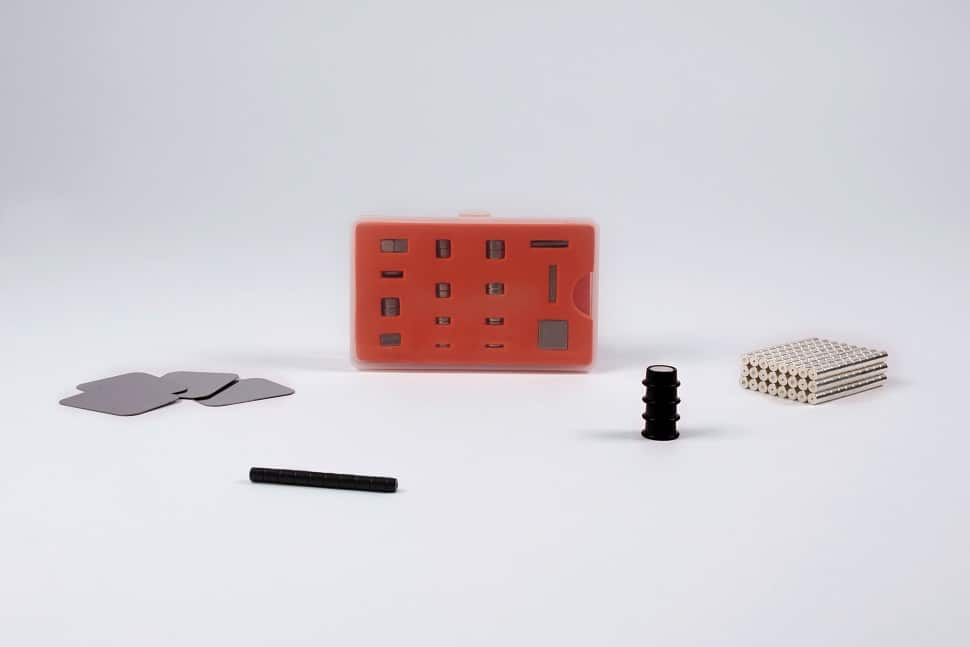 Magnetsets, Tafelmagnete und Zubehör